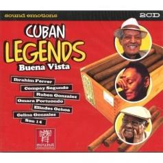Cuba Legends/Buena Vista