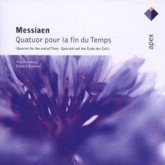 Trio Fontenay (Трио Фонтане): Quatuor Pour La Fin Du Temps [Quartet For The End Of Time]