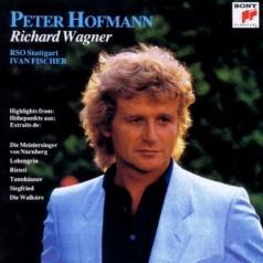 Peter Hofmann: Peter Hofmann Singt Arien Von Richard Wagner
