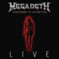 Megadeth (Megadeth): Countdown To Extinction: Live