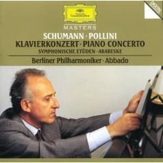 Maurizio Pollini (Маурицио Поллини): Schumann: Piano Concerto; Symphonic Etudes