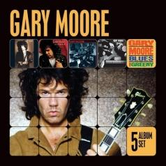 Gary Moore (Гэри Мур): Run For Cover/ After The War/ Still Got The Blues/ After Hours/ Blues For Greeny