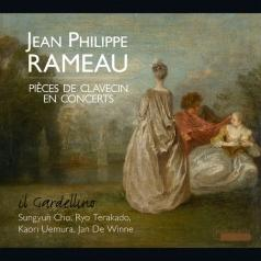 Il Gardellino: Rameau, Jean Philippe - Pieces De Clavecin En Concert/Il Gardellino