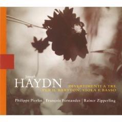 Haydn / Divertimenti Pour Baryton/P.Pierlot, F.Fernandez, R.Zipperling
