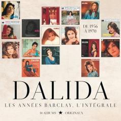 Dalida (Далида): L'Integrale Des Annees Barclay