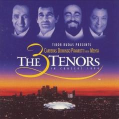 "The Three Tenors (Три тенора): The 3 Tenors In Concert 1994 - Video & Audio & ""Vision - The Making Of..."""