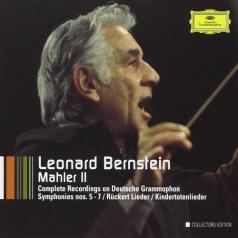Leonard Bernstein (Леонард Бернстайн): Mahler - Vol. 2