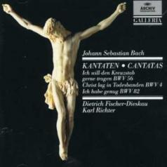 Dietrich Fischer-Dieskau (Дмитрий Фишер-Дискау): Bach: Cantatas BWV 56, BWV 4 & BWV 82