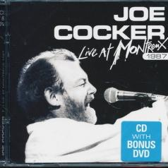 Joe Cocker (Джо Кокер): Live At Montreux 1987