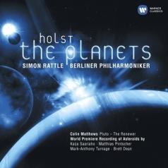 Simon Rattle (Саймон Рэттл): The Planets