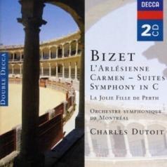 Charles Dutoit (Шарль Дютуа): Bizet: L'Arlesienne & Carmen Suites