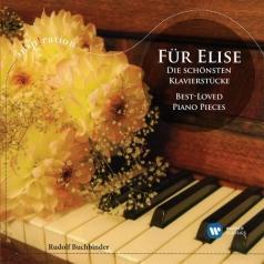 Rudolf Buchbinder (Рудольф Бухбиндер): Best-Loved Piano Pieces