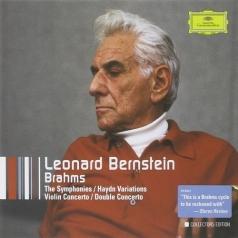 Leonard Bernstein (Леонард Бернстайн): Brahms: Complete Symphonies; Orchestral Works