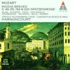 Nikolaus Harnoncourt (Николаус Арнонкур): Sacred Works