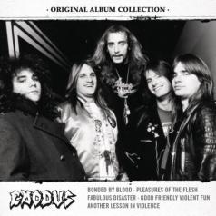 Exodus: Original Album Collection