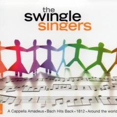 The Swingle Singers (Зе Свингле Сингерс): Anthology
