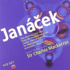 Sir Charles Mackerras (Чарльз Маккеррас): Janacek: Operas