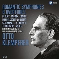 Otto Klemperer (Отто Клемперер): Romantic Symphonies