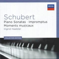 Ingrid Haebler: Schubert: The Piano Sonatas