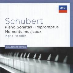 Ingrid Haebler (Ингрид Геблер): Schubert: The Piano Sonatas