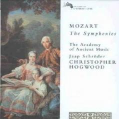 Academy Of Ancient Music Chamber Ensemble (Академия Древней музыки): Mozart: The Symphonies