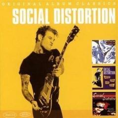 Social Distortion (Сошал Дисторшн): Original Album Classics