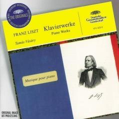 Tamas Vasary: Liszt: Piano Works