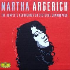 Martha Argerich (Марта Аргерих): Complete Recordings On DG