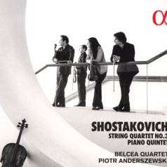 Dmitri Shostakovich: Shostakovich: Quartet No. 3 & Piano Quintet
