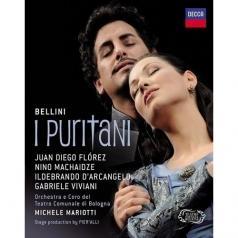 Juan Diego Florez (Хуан Диего Флорес): Bellini: I Puritani
