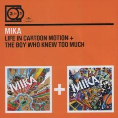 Mika (Мика): Life In Cartoon Motion/ The Boy Who Knew Too Much