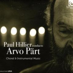 Paul Hillier Conducts Arvo Part: De Profundis/Da Pacem/Creator Spiritus