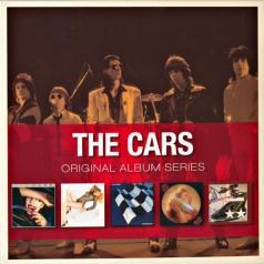 The Cars: Original Album Series