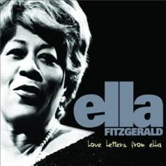 Ella Fitzgerald (Элла Фицджеральд): Love Letters From Ella