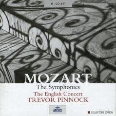 Trevor Pinnock (Тревор Пиннок): Mozart: The Symphonies