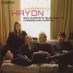 Haydn,Franz Joseph: Haydn: 'Sun' Quartets Op.20, Nos. 1-3 (Vol. 1)