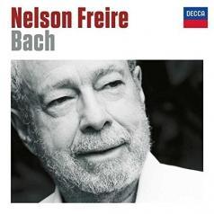 Nelson Freire (Нельсон Фрейре): Plays Bach