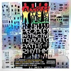 A Tribe Called Quest: People's Instinctive Travels And The Paths Of Rhythm (25th Anniversary Edition)