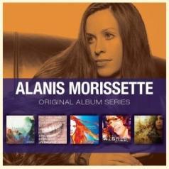 Alanis Morissette (Аланис Мориссетт): Original Album Series