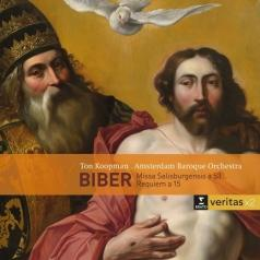 Ton Koopman (Тон Копман): Missa Salisburgensis & Requiem A 15