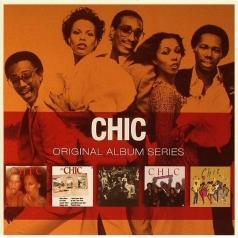 Chic: Original Album Series