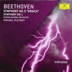 Михаил Плетнёв: Beethoven: Symphonies 1,3