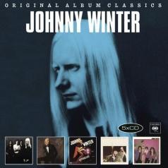 Johnny Winter (Джонни Винтер): Original Album Classics 2