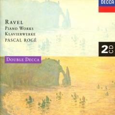 Pascal Rogé (Паскаль Роже): Ravel: Piano Works