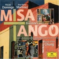 Kyung Wha Chung (Чон Кён Хва): Misa Tango