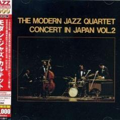 The Modern Jazz Quartet (МодернДжазКвартет): Concert In Japan Vol.2