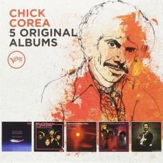 Corea,Chick (Чик Кориа): 5 Original Albums: Verve