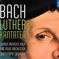 Christoph Spering: Die Luther Kantaten