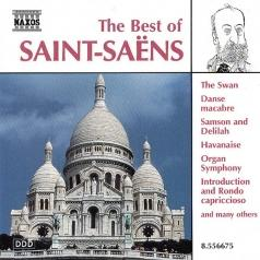 Saint-Saens,Camille (Камиль Сен-Санс): The Best Of Saint-Saens