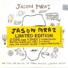 Jason Mraz (Джейсон Мраз): We Sing. We Dance. We Steal Things.